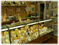 Cheese Counter to R.P. Davidson, Cheese Factor, Chesterfield