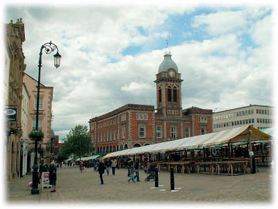 Chesterfield Market Square