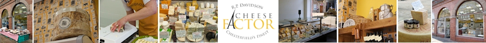 The Cheese Factor of Chesterfield, specialist in the Cheese Wedding Cake